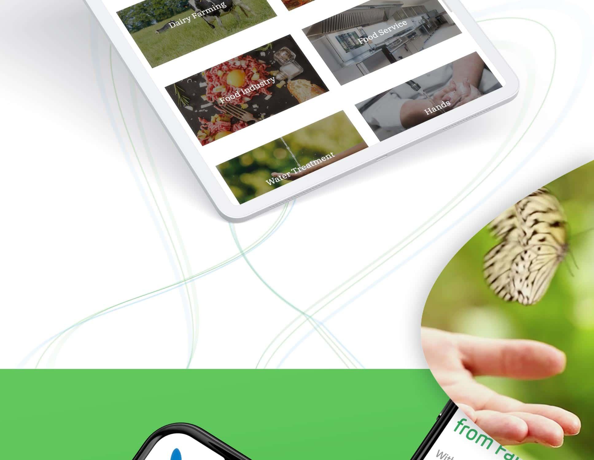 Projet refonte Kersia par Webperfect