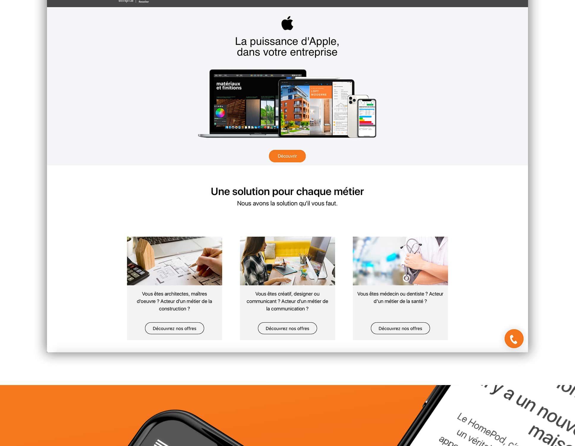 IP Store : Réalisation Prestashop par Webperfect